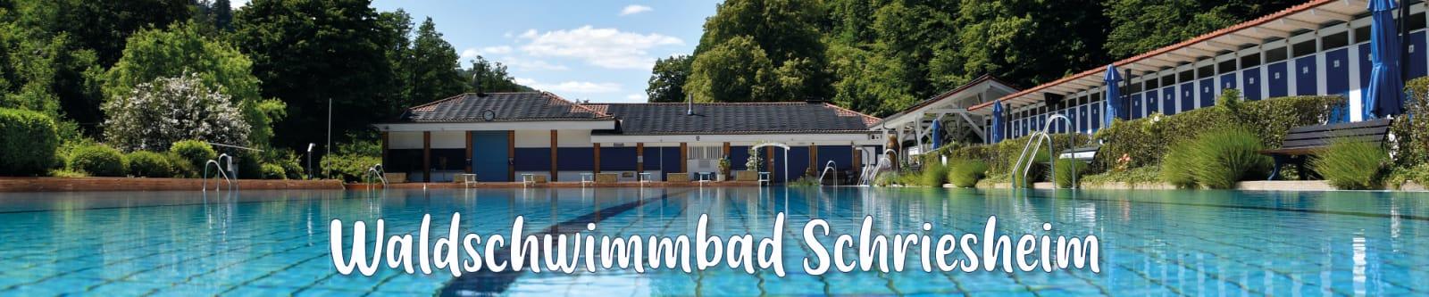 Waldschwimmbad Schriesheim